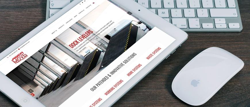 Novo Website ABERMOVE - ABERMOVE