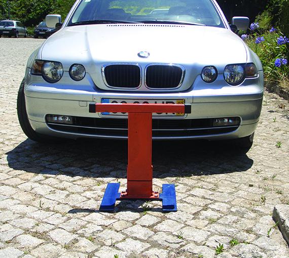STOP Car - ABERMOVE
